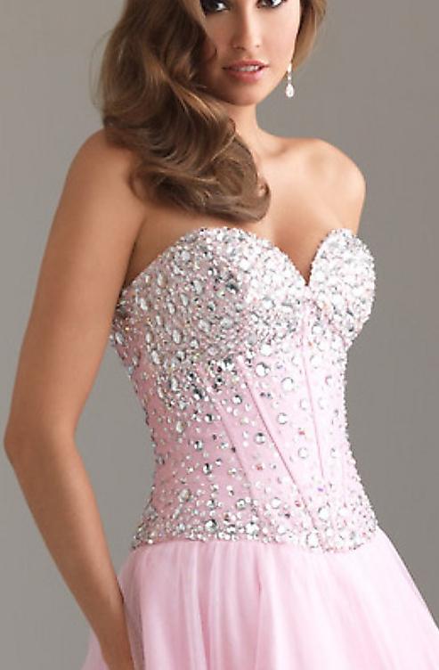 plesové šaty na míru Ledee 6 růžové na maturitní ples - plesové šaty ... f804e88f16